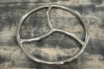 Tri-Divided shibari ring